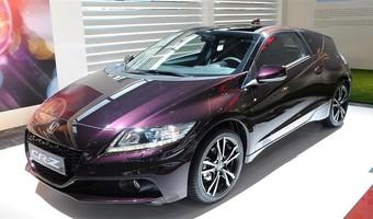 Honda CR Z CVT Custom 2
