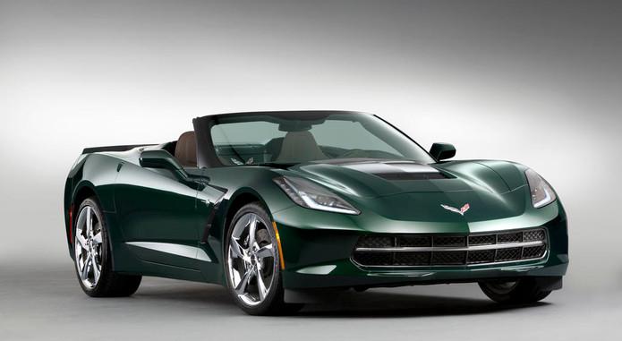 2014 Chevrolet Corvette Premiere Edition Convertible 01