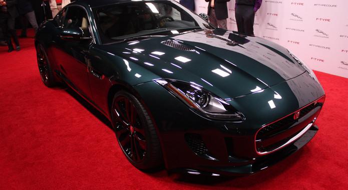 New Jaguar F Type 1