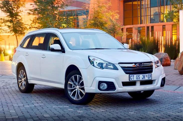 Custom Subaru Outback >> Subaru Outback Range Refreshed For 2014 Model Year Cars Co Za