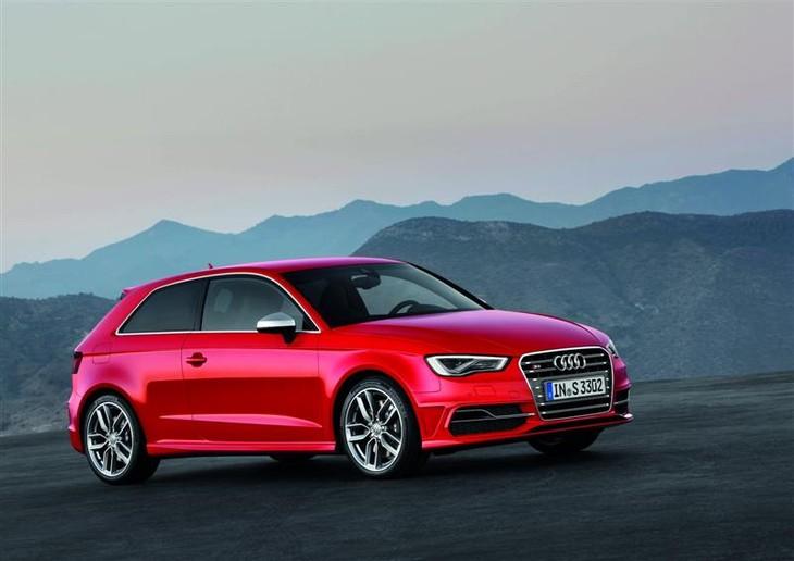 Audi S3 3 Door Custom