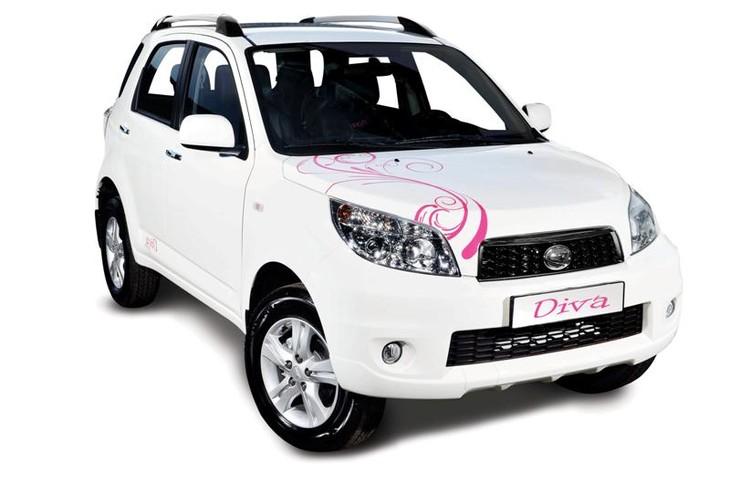 Daihatsu Terios Diva Deluxe 14 Custom