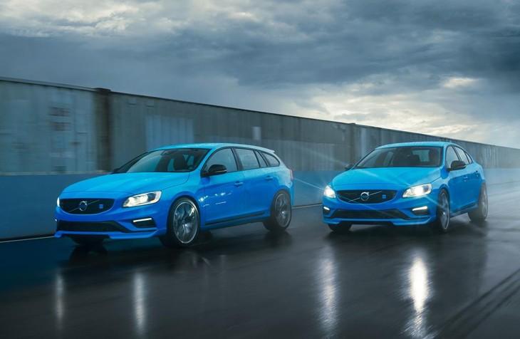 New Powerful Volvo V60 And S60 Polestar 1