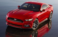 2015 Ford Mustang Fully Revealed 01