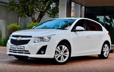Chevrolet Cruze Turbo Hatch 1