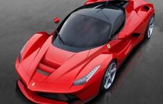 Ferrari LaFerrari 2014 800x600 Wallpaper 01