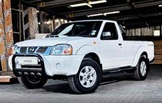 Nissan NP300 Hardbody Silver Anniversary 3 Custom