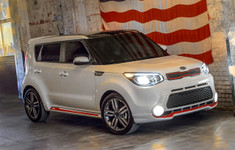 Kia Soul Red Zone Special Edition