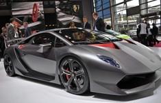Lamborghini Sesto Elemnto Concept