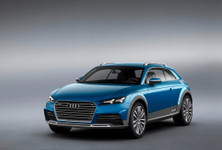 2014 Audi Allroad Shooting Brake Concept 4