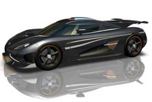 Limited Edition Koenigsegg One1 3