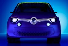 Renault Twinz Concept Front View