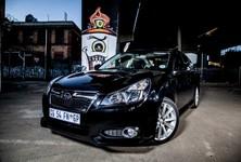 Subaru Legacy GT 5