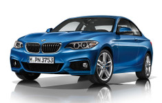 2014 BMW 2 Series Coupe Front Three Quarter 02