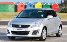 2014 Suzuki Swift 4