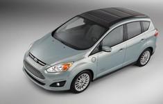 Ford C MAX Solar Energi Concept 5