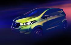 New Datsun Concept Car