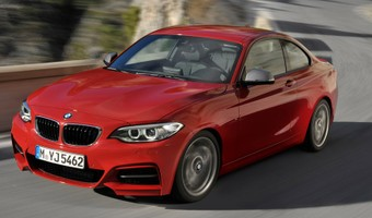 2014 Bmw 2 Series Coupe 1