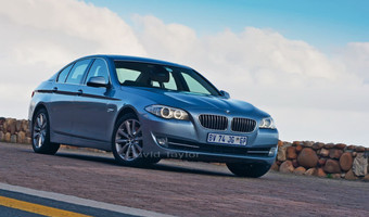Bmw Activehybrid 5 1