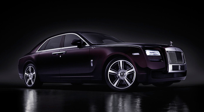 2014 Rolls Royce Ghost V Specification 4