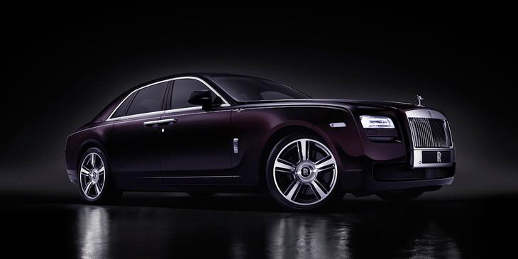 2014 Rolls Royce Ghost V Specification 4