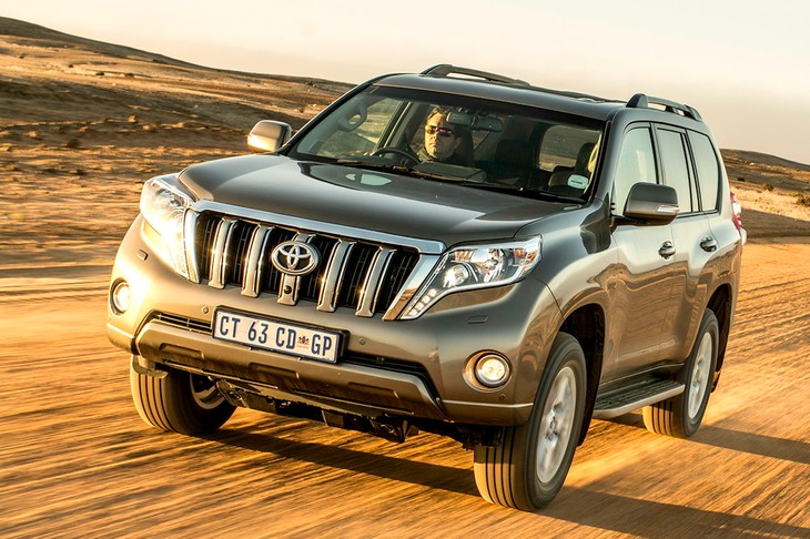Toyota Land Cruiser Prado Review - Cars co za