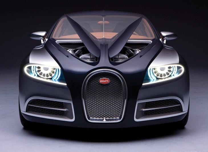 Bugatti Galibier Concept 1