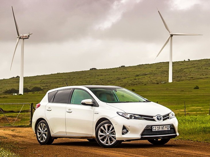 Toyota Auris Hsd Xr Review Cars Co Za
