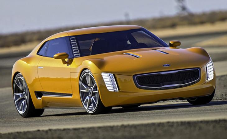 Kia GT4 Stinger Concept 6