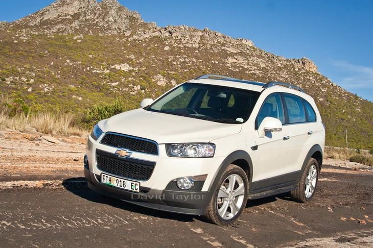 Chevrolet Captiva Diesel 22d Awd Ltz Review Cars