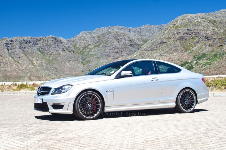 C63 Amg Coupe >> Mercedes Benz C63 Amg Coupe Review Cars Co Za
