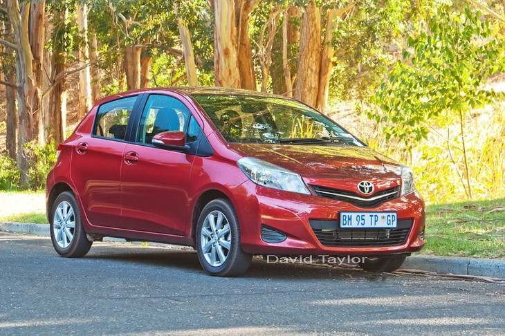 Toyota Yaris 1 3 XS Review - Cars co za