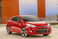 All New Kia Cerato Koup 2