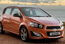 Chevrolet Sonic RS11