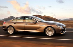 BMW 6 Series Gran Coupe 2013 1024x768 Wallpaper 4b1