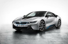 BMW I8 2015 800x600 Wallpaper 13