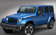 Jeep Wrangler Polar Edition 1