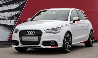 Audi A1 R18 Le Mans Limited Edition 2