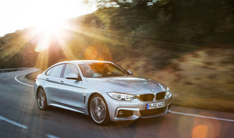 BMW 4 Series Gran Coupe 3