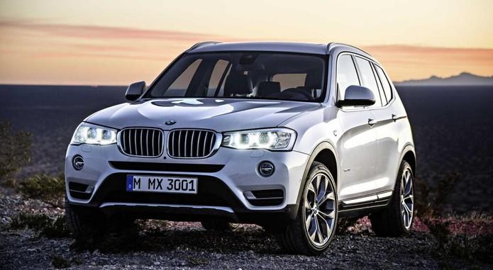 2015 BMW X3 1