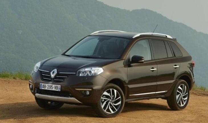 2014 Renault Koleos 2