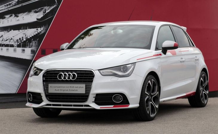 Audi A1 R18 Le Mans Limited Edition 2