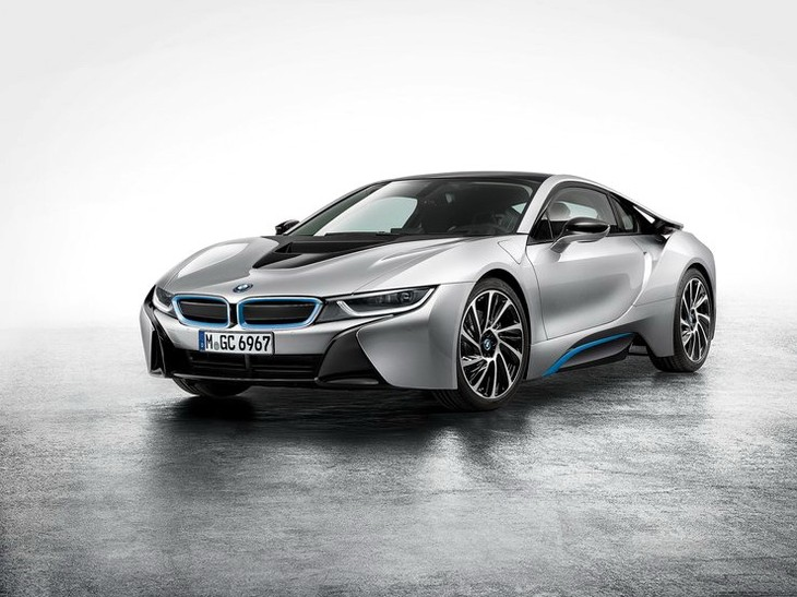 Spyshot Bmw I8 Spotted In Cape Town Cars Co Za