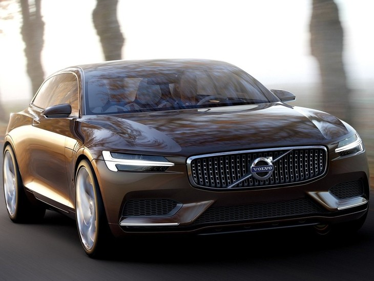 Volvo Concept Estate Leaks Ahead Of Geneva Debut Cars