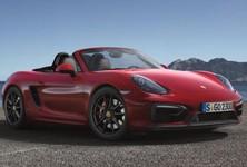 2014 Porsche Boxster GTS 1