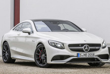 2015 Mercedes Benz S63 AMG Coupe 4