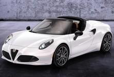 Alfa Romeo 4C Spider 4
