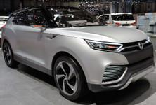 SsangYong XLV Concept 3
