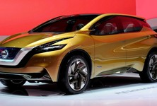 Nissan Resonance Concept Custom