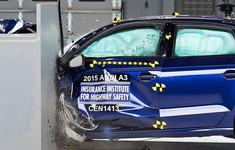 2015 Audi A3 Crash Test